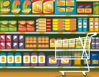 Can You Find the Differences in These Grocery Aisle Pictures?