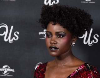 """Lupita Nyong'o Is Embracing Whatever Spooky Role """"Us"""" Has Put Her In"""