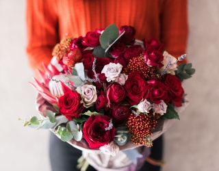 On Trend: Wanting to Gift Flowers on Valentine's Day? Sure, but Think Outside the Box