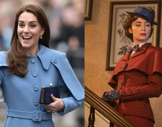 Who Wore it Best: Kate Middleton or Mary Poppins?