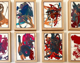 This 2-Year-Old's Paintings Are Selling for Hundreds and I Have Feelings About It