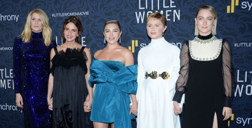 """""""Little Women"""" Got Two Golden Globe Nods, so We Went All out and Made a Puzzle"""