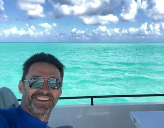 Hugh Jackman Loves a Good Unprompted Selfie Series (As Do We)