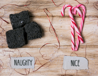 Were You Naughty Or Nice This Year? Match These Stocking Stuffers and See!